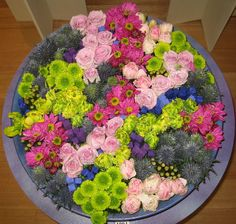 pave Flower Arrangements | promoting Floral Art and extending ' Friendship Through Flowers' to ...