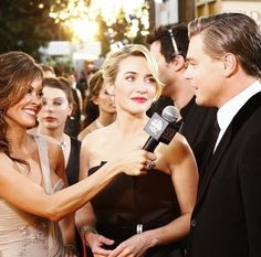Leonardo Dicaprio Kate Winslet, Leo And Kate, Eye Art, Golden Globes, Titanic, Famous People, Like4like, That Look, Couple Photos