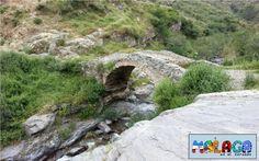 Puente romano en Sedella