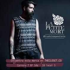 La Petite Mort Studio es otra de las marcas de Ropa para Hombre, que puedes encontrar en nuestra boutique TheCloset.co Store Cra. 7 # 54 a - 18 L-3 #DiseñoIndependiente #RedDeDiseñadores
