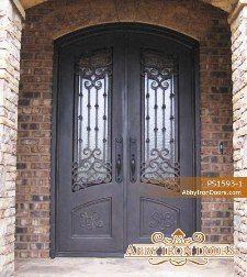 Front Doors Orange Front Doors And Over It On Pinterest