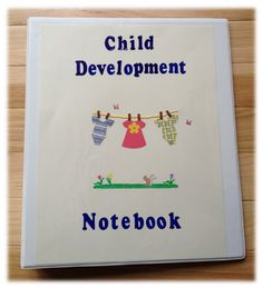 Child Development Interactive Notebook from Family Consumer Sciences on TeachersNotebook.com (56 pages)