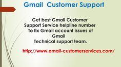 gmail customer service number @ helpline number