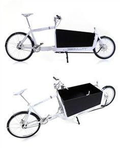Eenvoudige houten bak voor op de Bullitt cargobike.Free Ply wood box for the BULLITT bikes, get your blueprints here.