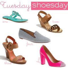 Tuesday Shoesday!