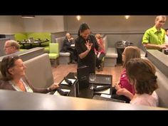 New Toronto restaurant staffed with deaf waiters - This fills me with happiness! I want to go to this restaurant!