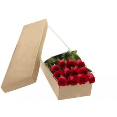 With beautiful bunches of Red Roses make your loved once day special and memorable.