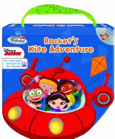 Disney Little Einsteins Rocket's Kite Adventure (Read, Play & Go book with audio CD, easy-to-download audio book and printable activities) (Disney Little Einsteins (Studio Mouse)) by Studio Mouse,http://www.amazon.com/dp/1590699319/ref=cm_sw_r_pi_dp_ibYWsb196YEK966M