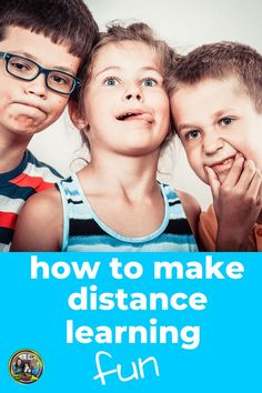 Discover how to make distance learning fun with these activities that are easy to do at home. Teacher Tools, Teacher Resources, Learning Resources, Classroom Resources, Classroom Ideas, Teaching Activities, Kids Learning, Teaching Ideas, Elementary Teacher