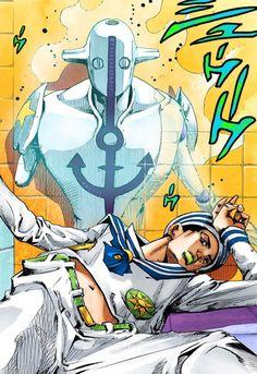 Josuke Higashikata (JoJolion)/History - JoJo's Bizarre ...
