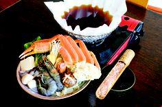 Seafood Nabe ($28.95 per person) at Ichiriki