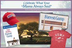 FORREST GUMP 20th Anniversary- Prize Pack {#Giveaway} Ends 10/23