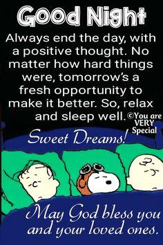 Good Night Prayer, Good Night Blessings, Good Night Wishes, Good Night Sweet Dreams, Good Night Image, Good Morning Good Night, Goodnight Quotes Inspirational, Positive Quotes, Inspirational Thoughts