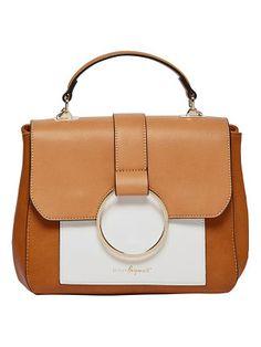 Urban Originals reckless destiny faux leather satchel