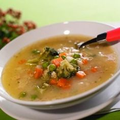 köles receptek, cikkek | Mindmegette.hu Cheeseburger Chowder, Thai Red Curry, Soup, Ethnic Recipes, Soups