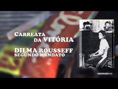 CARREATA DA VITÓRIA: DILMA ROUSSEFF SEGUNDO MANDATO