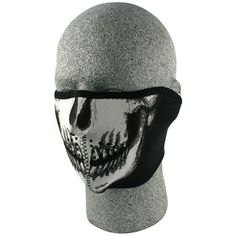 Neoprene Half Mask -72-6362