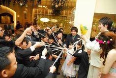 男性向け♡思い出の結婚式の写真。ブーケプルズのウェディング・ブライダルフォト一覧♡