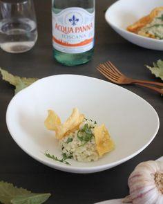 "Risotto de Queso Azul  #Receta paso a paso para hacer un ""risotto"" en armonía con una refrescante @AcquaPanna. [Link en BIO]   https://ift.tt/2Em34Pm #foodinspiration #recipe #acquapanna #risotto #italianfood #italy #water #acquapanna"