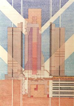 North Western Terminal  Helmut Jahn  (Chicago, 1979)