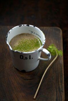 Matcha Chocolate Latte : The Healthy Chef – Teresa Cutter