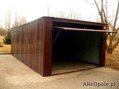 Tanie i solidne garaże blaszane solidstal (opole)