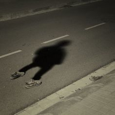 'Shadows of an Invisible Man' by Pol Ubeda Hervas