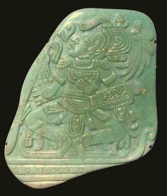 Mayan jade