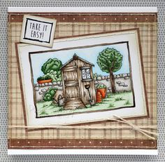 LOTV - In the Shed with Teenage Boys Sentiments by Kat Waskett Man Shed, Copics, Copic Markers, Masculine Cards, I Card, Jasmine, Fathers Day, Cardmaking, Card Ideas