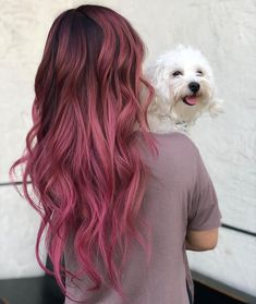 "6,260 Likes, 38 Comments - Hairbesties Community (@guytang_mydentity) on Instagram: ""#Hairbestie collab at @mystylist_salon MIDNIGHT ROSE GOLD Babylights by @mystylist_my Toned by…"""