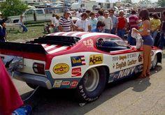 Vintage Drag Racing - Funny Car - Tom McEwen