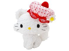 Charmmy Kitty Hello Kitty Plush Doll Strawberry SANRIO JAPAN