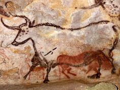 Lascaux - Cave paintings