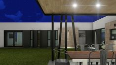 : Casas de estilo minimalista por ARBOL Arquitectos