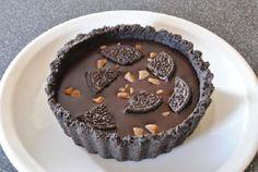Πανεύκολη Τάρτα με όρεο και γέμιση σοκολάτας!  