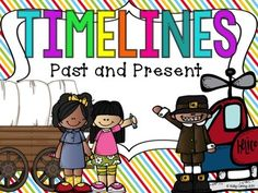 This packet was created to supplement your unit on timelines! There is a section with a focus on past, present, and future and a section for students to practice with timelines. Inside you will find:  Posters for timeline, past, present and future (color and b/w) Then and Now sort Past, Present, and Future worksheets Birthday Timeline for class to create Classroom Timeline  My Life Timeline  Seasons Timeline Candy Timeline with questions Alice's Project Timeline with questions Communication…