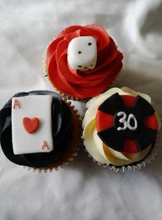 Las Vegas/Casino Cupcakes | Flickr - Photo Sharing!