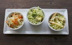 Ensalada de repollo: con palta, con zanahoria o con manzana | En mi cocina hoy