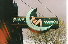 Blue Moon sign 1993