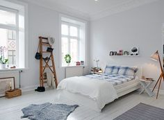 white-floor-design