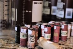 31 rolls of undeveloped film from a WWII soldier found in 2014.