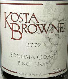Top wine of 2011.