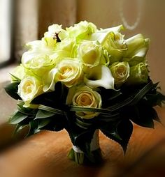 Roses & calla lillies .... my bouquet choice on my wedding day!!