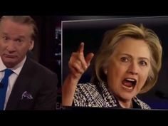 Real Time With Bill Maher - Trump Vs Clinton in 2016 Election (HBO)