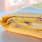 30+ quilt patterns.  I am determined to make a quilt this fall.