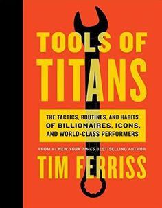 The latest groundbreaking tome from Tim Ferriss, the #1 New York Times…