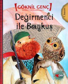 Değirmenci ile Baykuş - Göknil Genç Children's Literature, Children's Book Illustration, Childrens Books, Films, Language, 2016 Movies, Children Story Book, Movies, Speech And Language