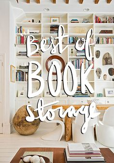 Best Of Book Storage At Home