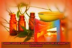 BIOCOSMESI: NUOVO ORDINE CAMELIS: MATERIE PRIME COSMETICHE PER...