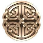 Celtic medallion